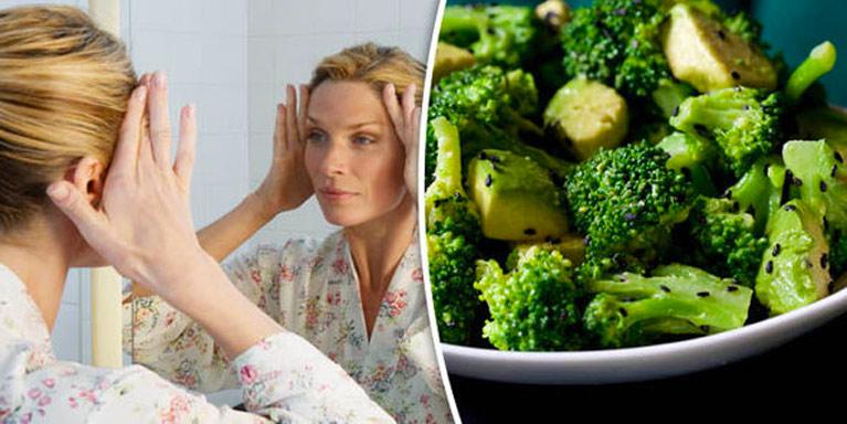 Les brocolis feront le plus grand bien à votre peau et retarderont son vieillissement