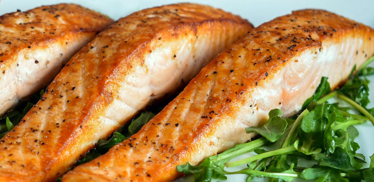 Le saumon est un allié de choix pour maigrir vite et bien