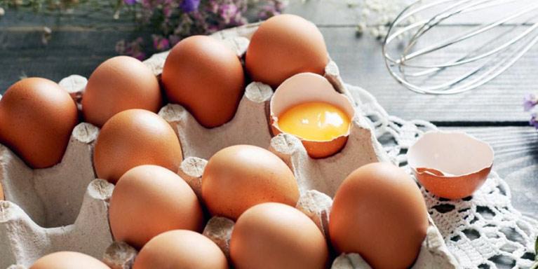 Les oeufs riches en acides aminés aident à ralentir le vieillissement de notre peau