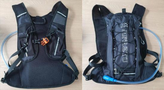 Le sac Xboze 2L est sans doute le meilleur sac à dos pour courir pas cher à moins de 30€
